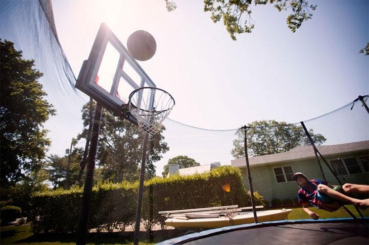 Best trampoline basketball hoop coastalfloridasportspark 1