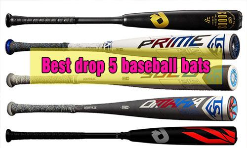 best drop 5 baseball bats coastalfloridasportspark