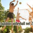 best outdoor volleyball net coastalfloridasportspark