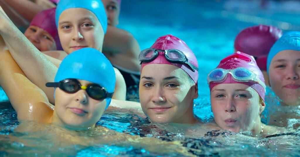 best swim caps for long thick hair coastalfloridasportspark
