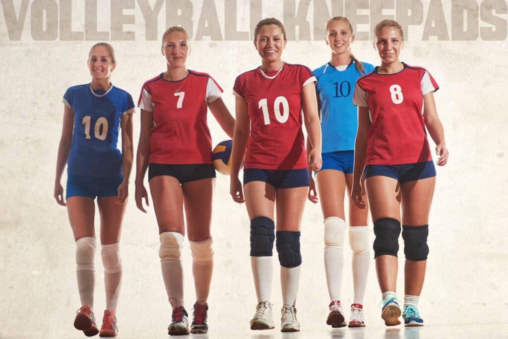 best volleyball knee pads coastalfloridasportspark 3