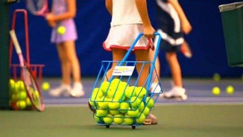 Best tennis ball hopper coastalfloridasportspark 2