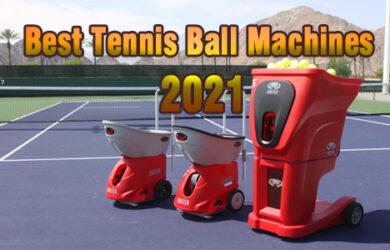 Best tennis ball machines coastalfloridasportspark