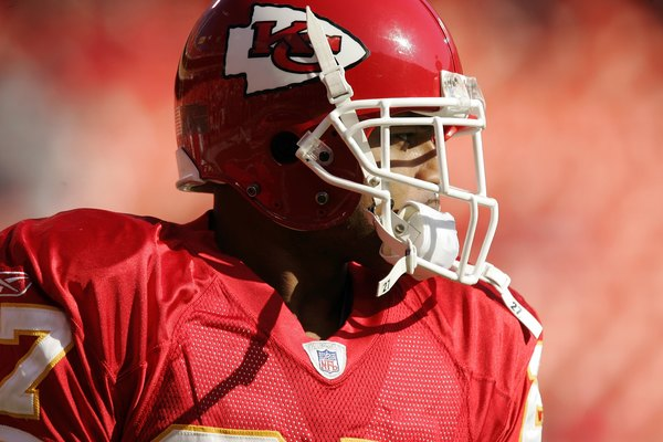 how to put a chin strap on a football helmet