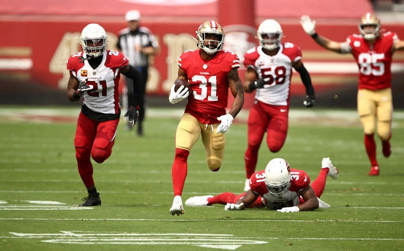 the fastest player in the NFL