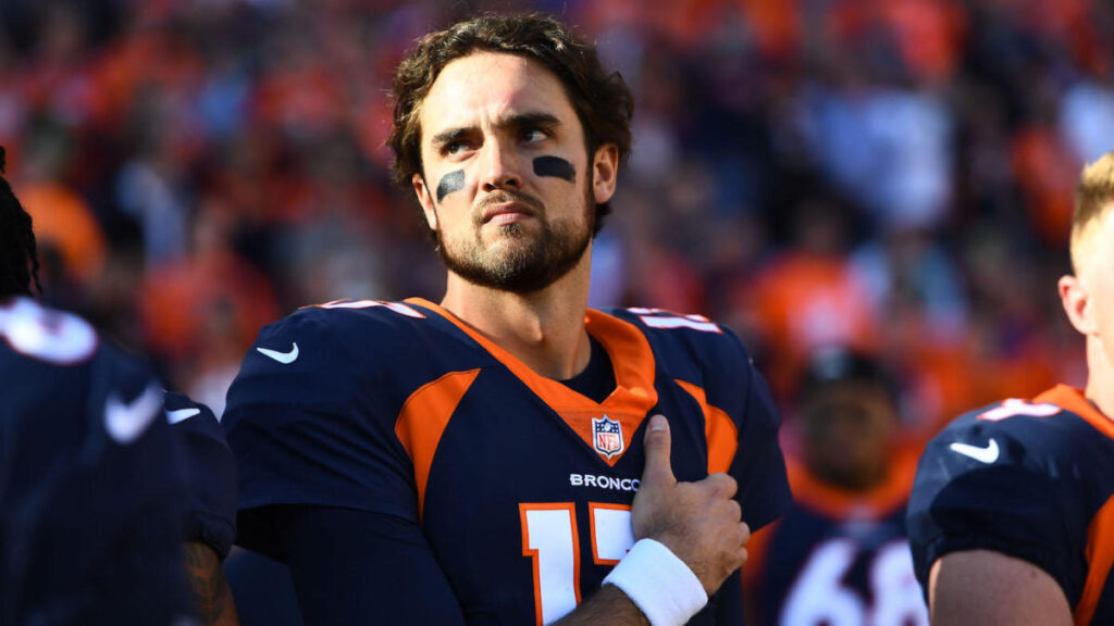 Who is the tallest quarterback in the NFL coastalfloridasportspark 2