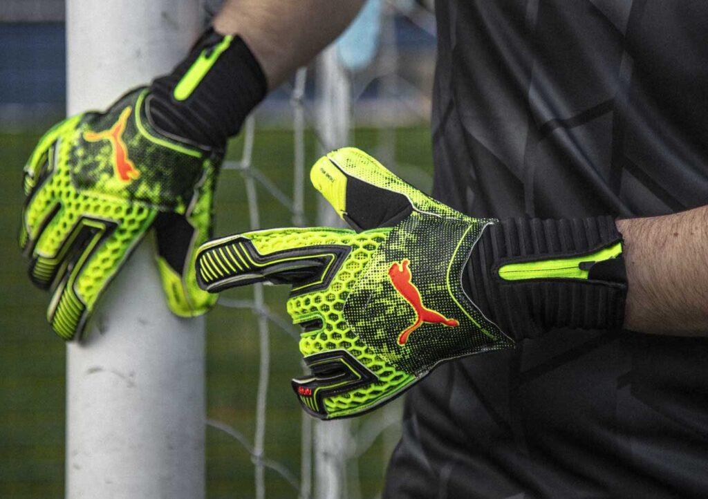 best goalkeeper gloves with finger protection