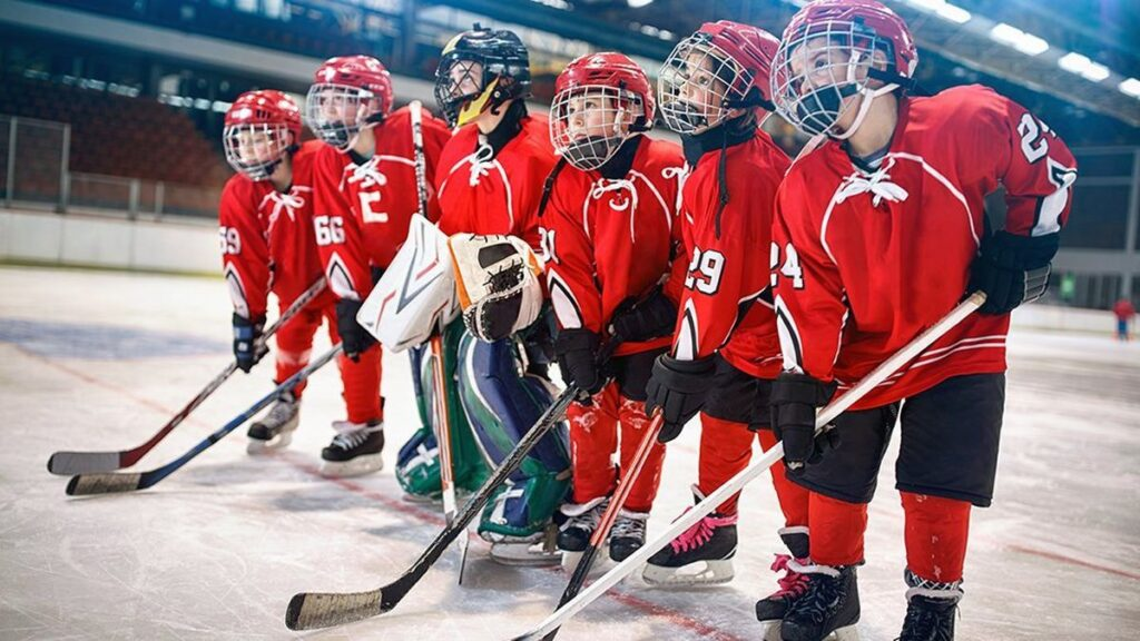 best youth hockey stick