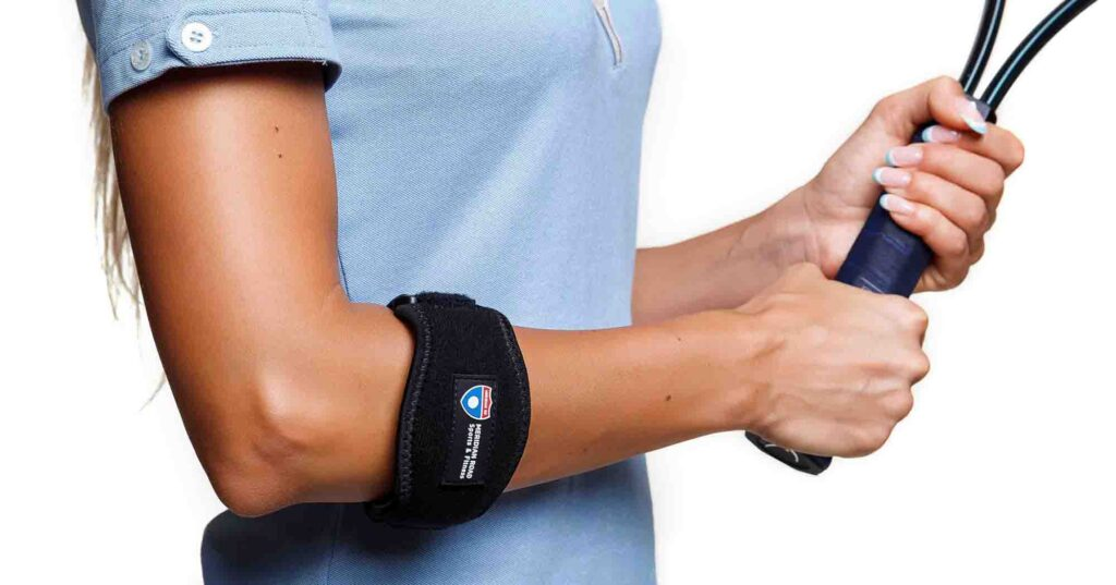 how to wear elbow brace coastalfloridasportspark 1
