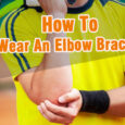 how to wear elbow brace coastalfloridasportspark
