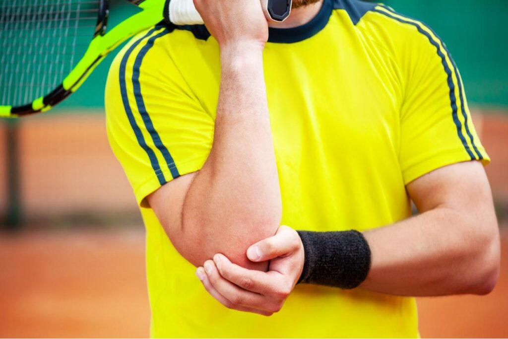 how to wear elbow brace