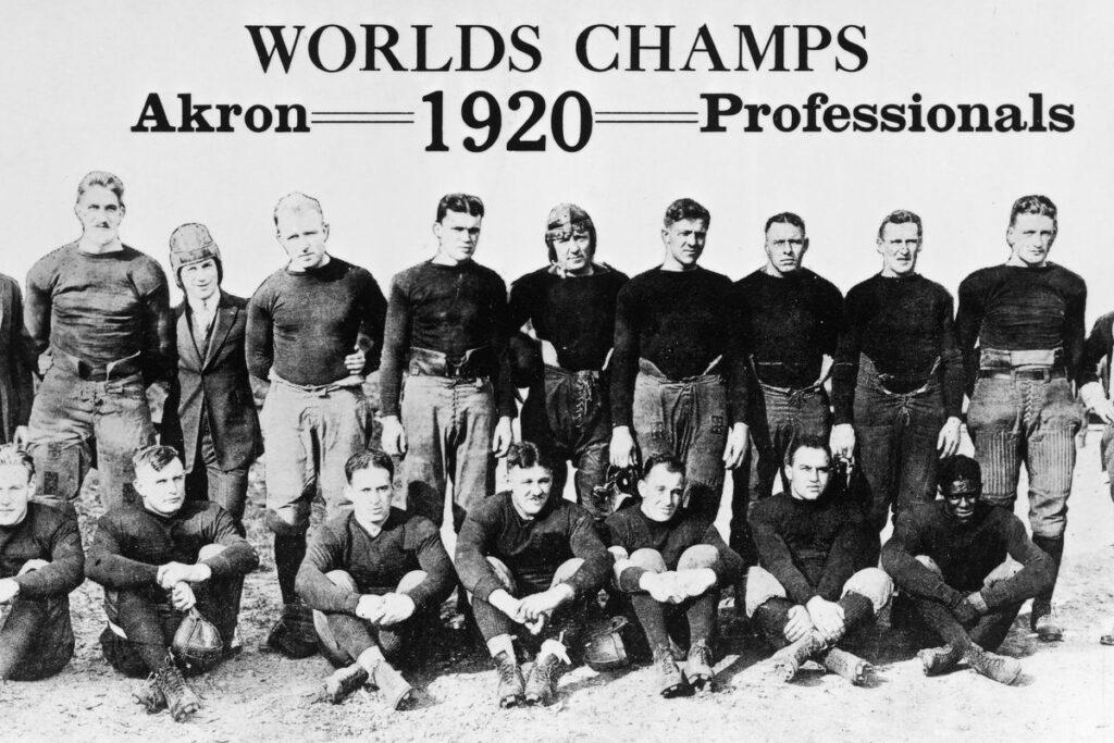 when was the NFL founded coastalfloridasportspark 1