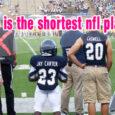 who is the shortest NFL player coastalfloridasportspark 11 1