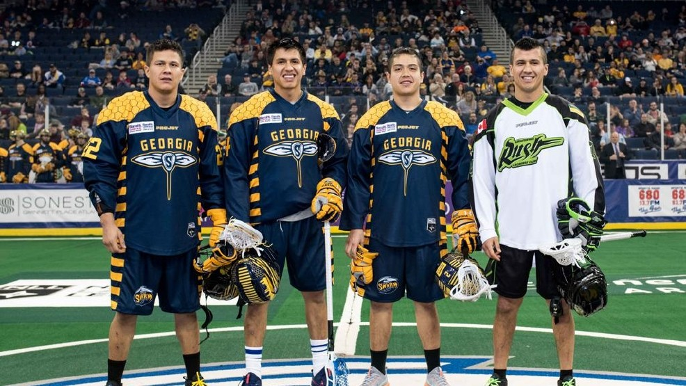 Lacrosse tips from the thompson brothers coastalfloridasportspark 7