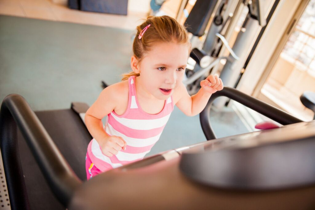 at what age can kids use a treadmill coastalfloridasportspark 1