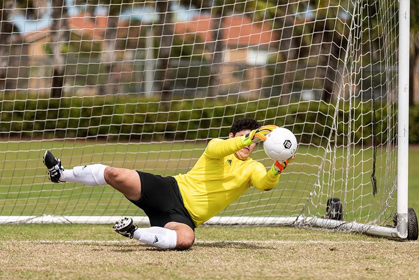 How To Be A Good Soccer Goalkeeper