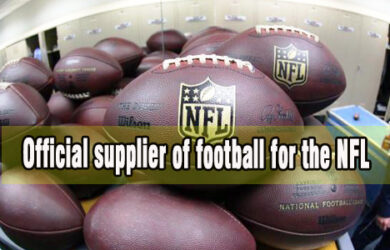 official supplier of football for the NFL coastalfloridasportspark 1