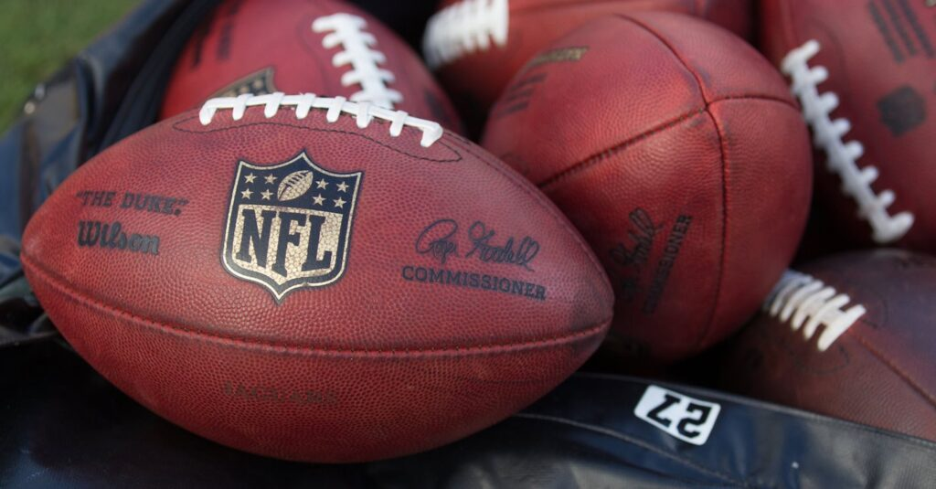 Official supplier of footballs for the NFL