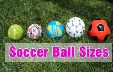 soccer ball sizes coastalfloridasportspark