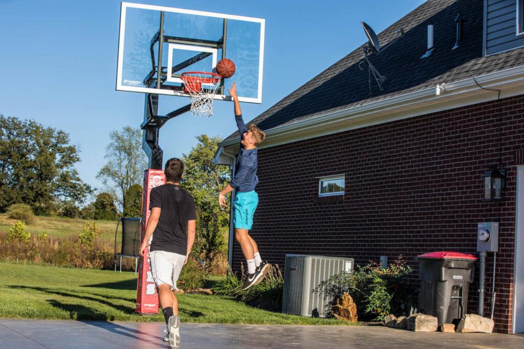 tips for filling a portable basketball hoop coastalfloridasportspark 2