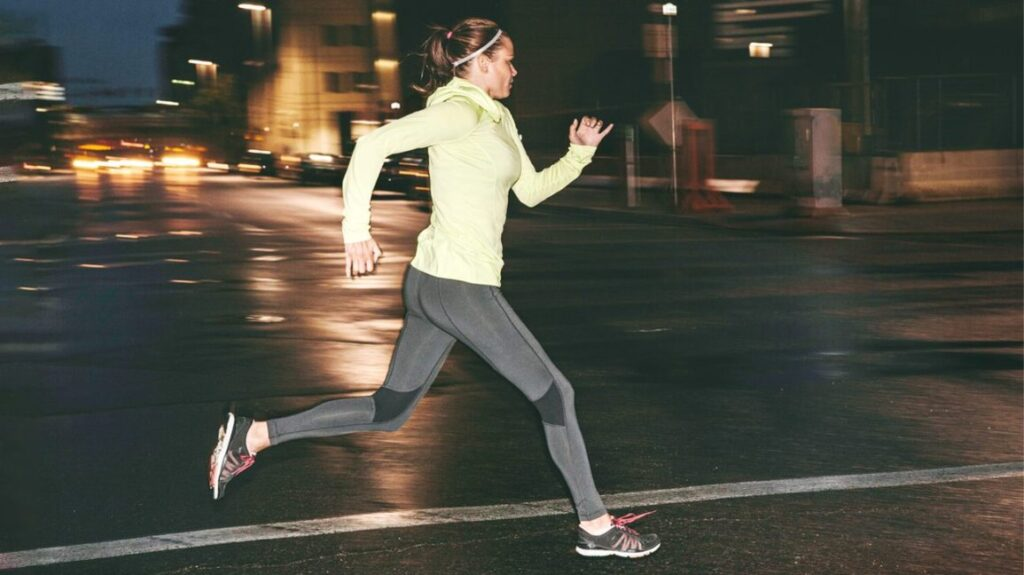 Tips For Running At Night