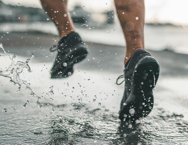 tips for running in the rain coastalfloridasportspark 5