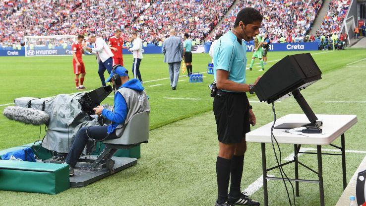 What is VAR in Soccer?